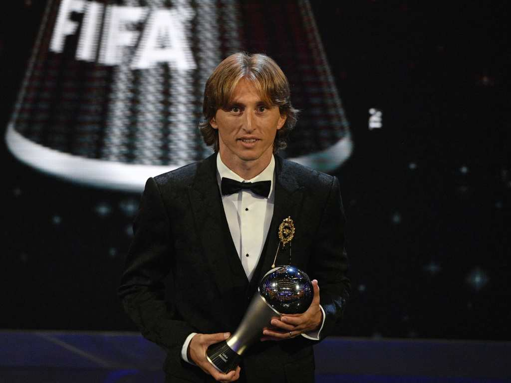 The Best FIFA Football Awards 2018 Recap